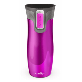 Contigo Autoseal West Loop Bottle 470ml purple
